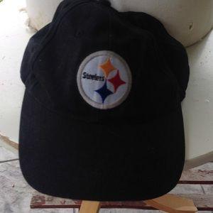 Mens Steelers hat.
